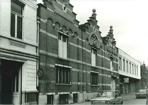Antwerpen Van Heybeeckstraat 5