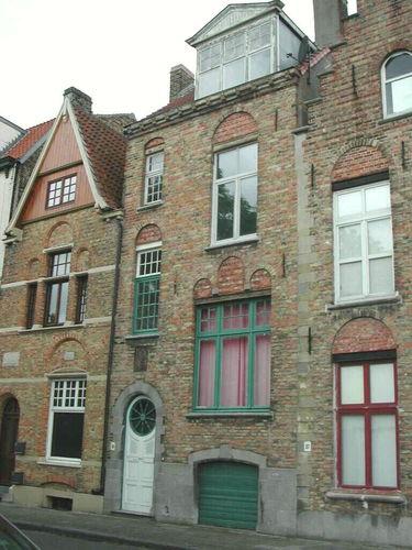 Brugge Christus-Koning Kardinaal Mercierstraat 35