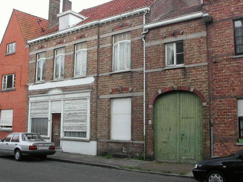 Brugge Christus-Koning Kardinaal Mercierstraat 39-41