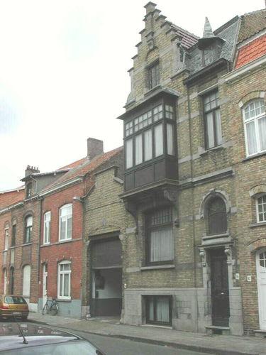 Brugge Christus-Koning Kardinaal Mercierstraat 53-55