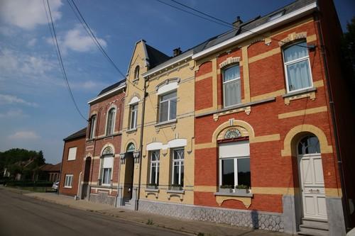 Eenheidsbebouwing Sint-Amands-Puurs, Scheldelaan