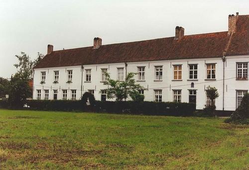 Hoogstraten Begijnhof 30-35