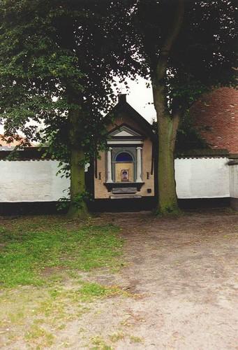 Hoogstraten Begijnhof kapelletje Onze-Lieve-Vrouw van Smarten