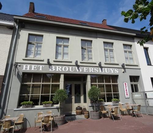 Kortrijk Bellegemplaats 1-2 Herberg Het Brouwershuis Bellegem