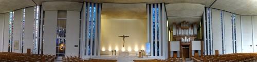Koksijde Kerkplein zonder nummer Interieur van de Onze-Lieve-Vrouw ter Duinenkerk