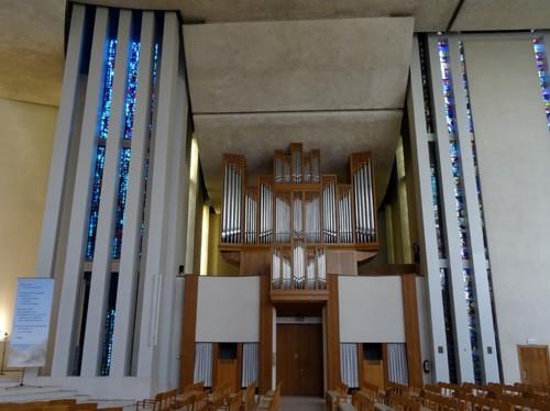Koksijde Kerkplein zonder nummer Orgel in de Onze-Lieve-Vrouw ter Duinenkerk
