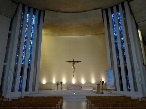 Koksijde Kerkplein zonder nummer Altaar van de Onze-Lieve-Vrouw ter Duinenkerk