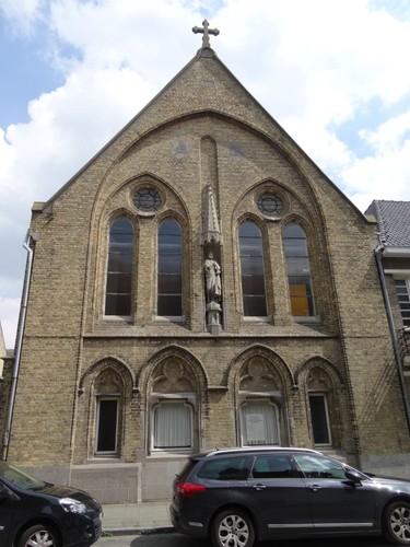 Veurne Sporkijnstraat 8 Westzijde
