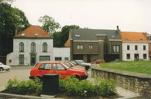 Meise Brusselsesteenweg 36 (links)-38-40
