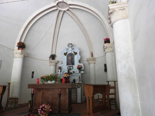 Hoeilaart Kapel Onze-Lieve-Vrouw Willerieken