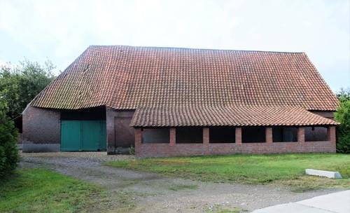 Turnhout Winkel 93 schuur
