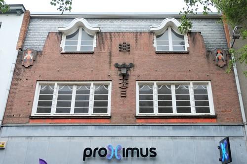 Turnhout Gasthuisstraat 29 detail gevel