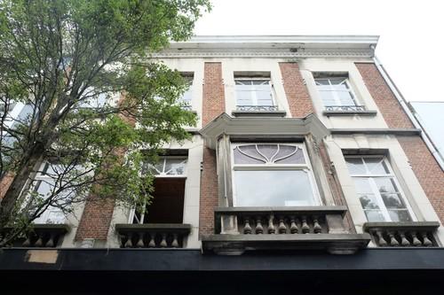Turnhout Gasthuisstraat 58 detail gevel
