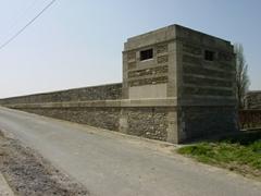 Britse militaire begraafplaats Klein-Vierstraat British Cemetery
