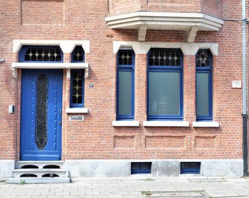 Turnhout Onze Lieve Vrouwstraat 17 detail
