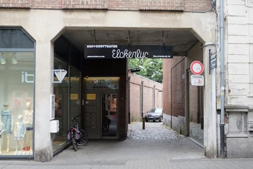 Turnhout Hofpoort zonder nummer doorgang via Gasthuisstraat
