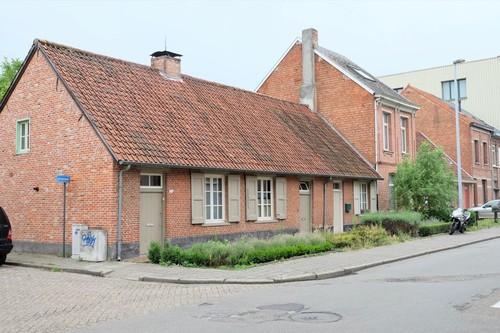 Turnhout Molenstraat diverse huisnummers  wevershuisjes