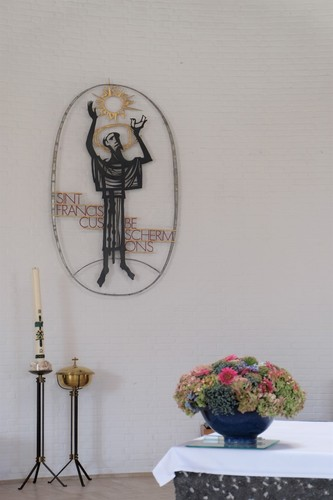 Turnhout Schorvoortberg zonder numer kerk