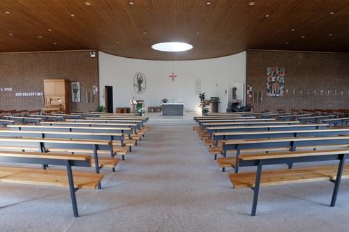 Turnhout Schorvoortberg zonder nummer kerk