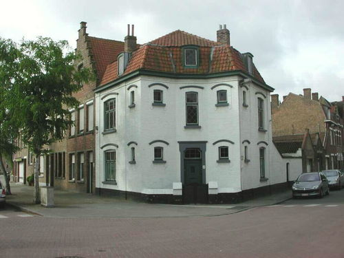 Brugge Christus-Koning Nikolaas Gombertstraat 15