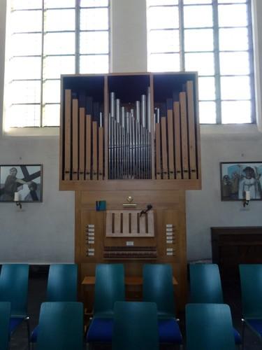 Avelgem Daniël Vermandereplein zonder nummer Orgel