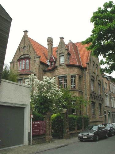 Brugge Christus-Koning Werfstraat 3