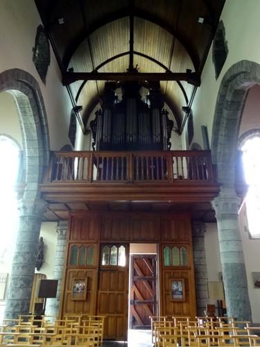 Zwevegem Kerkeberg zonder nummer Orgel in de Sint-Dionysius en Sint-Genesiuskerk