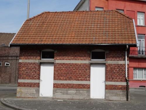 Avelgem Yzerwegstraat 1 Bijgebouw