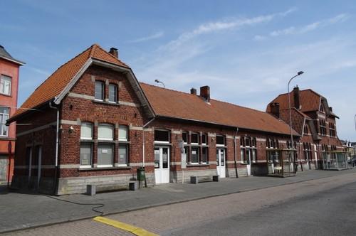 Avelgem Yzerwegstraat 1 Station