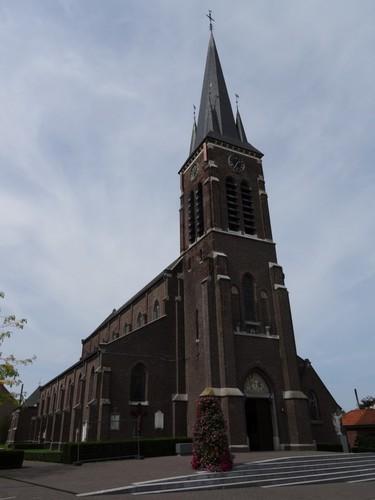 Zwevegem Kerkstraat 1 Sint-Elooiskerk zuidoostzijde