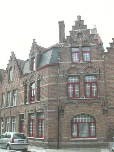 Brugge Christus-Koning Werfstraat 87