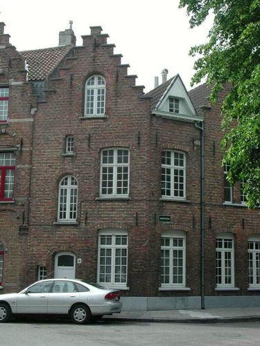 Brugge Christus-Koning Werfstraat 89-91