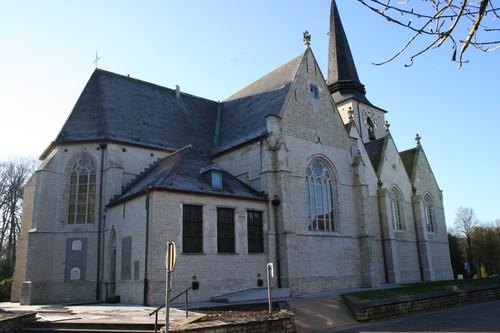 Meise Brusselsesteenweg 1 Sint-Martinuskerk