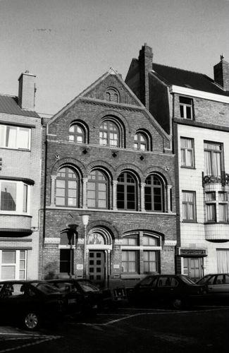 Oostende, Heilig-Hartplein 10