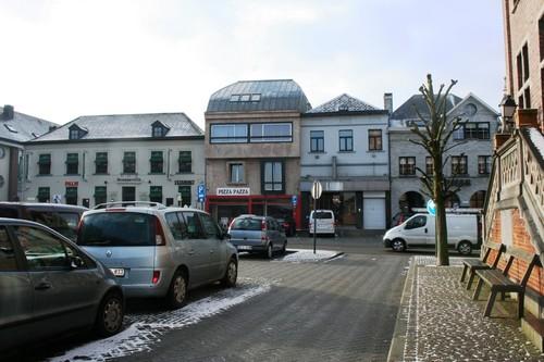 Wolvertem Gemeenteplein