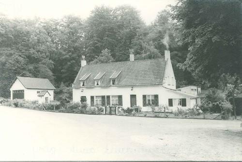 Hoeilaart Joannes Ruysbroeckweg 1 Boswachtershuis