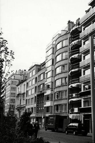 Oostende, Karel Janssenslaan 13, 15, 17