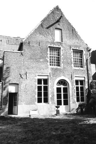 Lier Florent Van Cauwenbergstraat 35 achtergevel