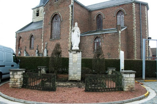 Meise Meusegemstraat 70 kerk