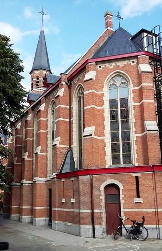 Antwerpen Sint-Jacobsmarkt 43 kapel