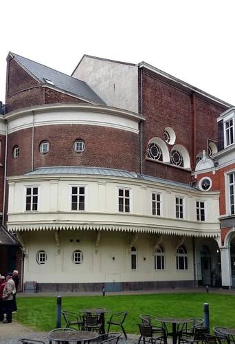 Antwerpen Korte Nieuwstraat 33 kerkgalerij
