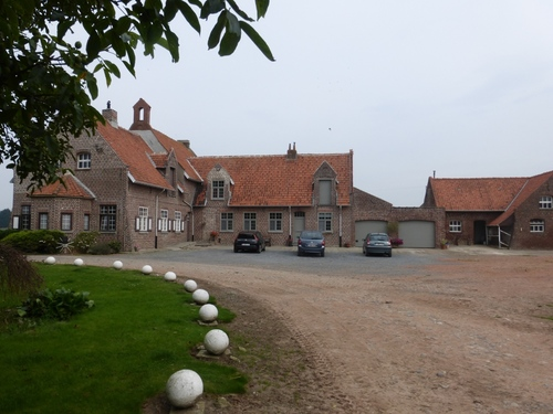 Heuvelland Nieuwkerke Mitoyenstraat 5
