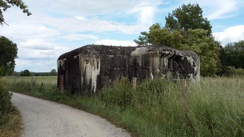 Bertem, Ormendaalpad-Veeweide zonder nummer bunkers van de KW-linie