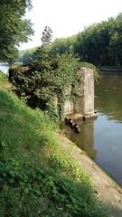 Bocholt Kanaal Bocholt-Herentals: Oeverbunker 21 (https://id.erfgoed.net/afbeeldingen/274265)