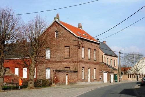 Wolvertem Rossem Rossemdorp 32 gemeenteschool