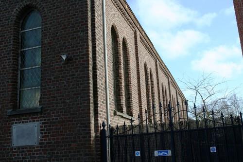 Meise Jan Hammeneckerstraat zonder nummer kerk