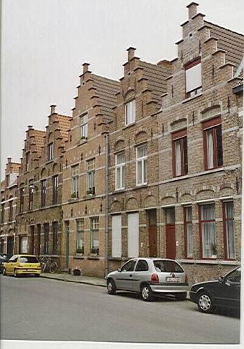 Brugge Werfstraat 74-82