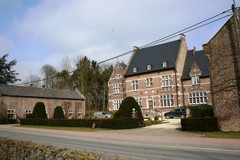 Landhuis Impdehof met park