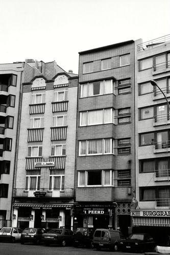 Oostende, Leopold I-plein 1-2