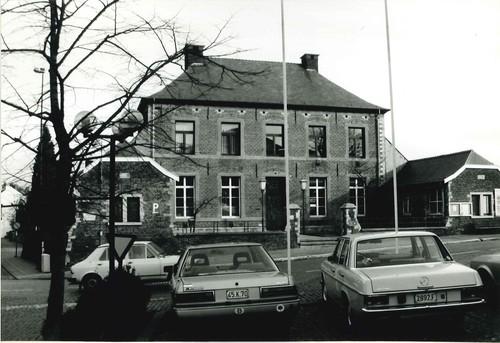 Beersel Beersel Hoogstraat 1 pastorie